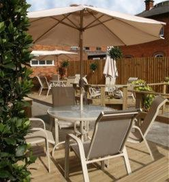 The White Hart Inn in Redditch, Worcestershire, West England