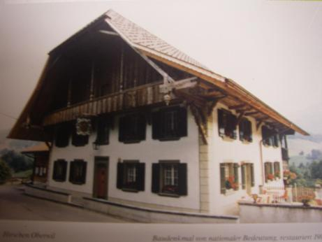 Pension Hirschen Photo