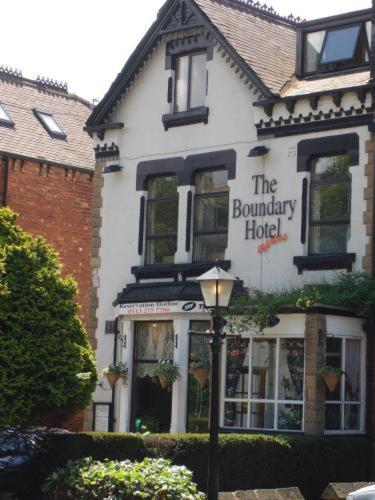 The Boundary Hotel - B&B in Leeds, West Yorkshire, North East England