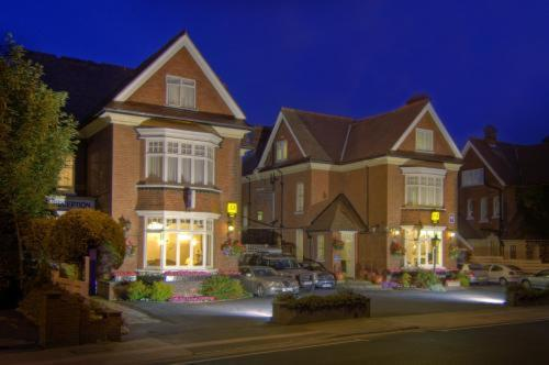Westfield Hall Hotel in Portsmouth, Hampshire, South East England