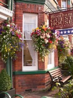 Bootham City Centre Guest House in York, North Yorkshire, North East England