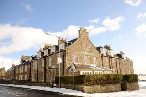 Udny Arms Hotel in Dyce, Aberdeenshire, East Scotland