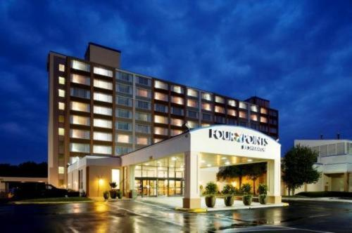 Four Points By Sheraton New Carrollton Washington Dc Hotel Reservations