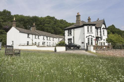 Low Wood Hall Hotel in Ravenglass, Cumbria, North West England