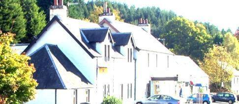 Ballinluig Inn Hotel in Pitlochry, Perth and Kinross, Central Scotland