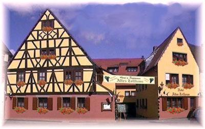 Altes Zollhaus Hotel &amp; Restaurant Photo