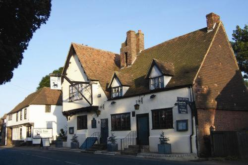 Dog Inn At Wingham in Littlebourne, Kent, South East England