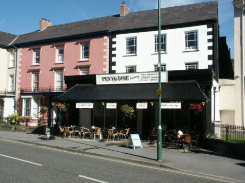 Penygawse Guest House & Tearooms in Llandovery, Dyfed, South Wales