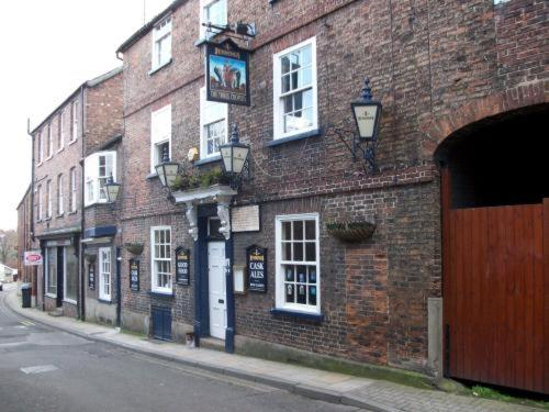 The Three Coopers in Bedale, North Yorkshire, North East England