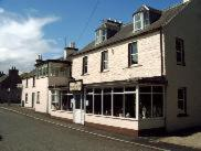 The Brown Trout Hotel in Wick, Highland, Highlands Scotland