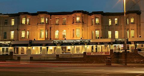 Stretton Hotel in Blackpool, Lancashire, North West England