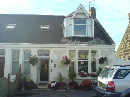 Kilkerran Guest House in Ayr, Ayrshire, South West Scotland