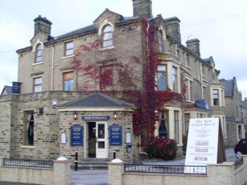 The Westleigh Hotel in Bradford, West Yorkshire, North East England