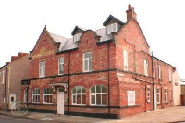 Railway House in Darlington, County Durham, North East England