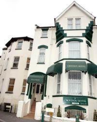 Croydon Hotel in Bournemouth, Dorset, South West England