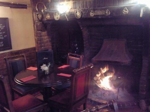 The Black Bull in Huntingdon, Cambridgeshire, East England