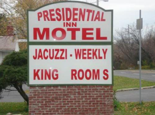 The Presidential Inn Photo