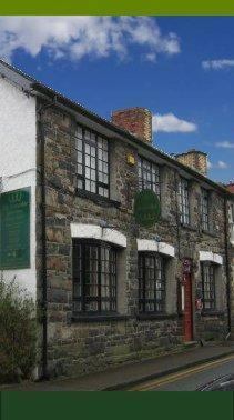 The Horseshoe Guesthouse in Rhayader, Powys, Mid Wales