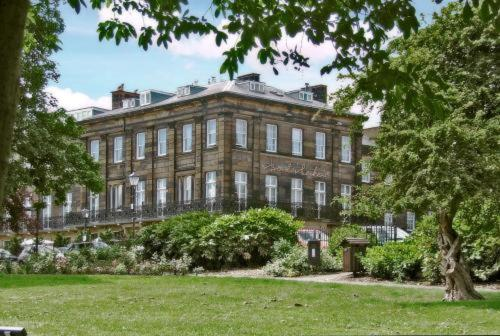 Beiderbeckes Hotel in Scarborough, North Yorkshire, North East England