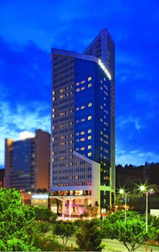 Sofitel Plaza Xiamen Photo