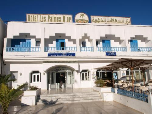 Hotel Les Palmes D'or Photo