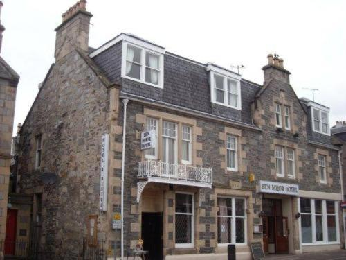 Ben Mhor Hotel in Grantown-on-Spey, Highland, Highlands Scotland