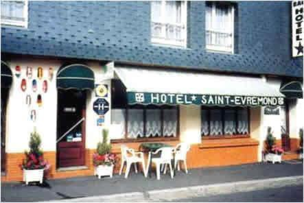 Hotels Saint Denis le Gast