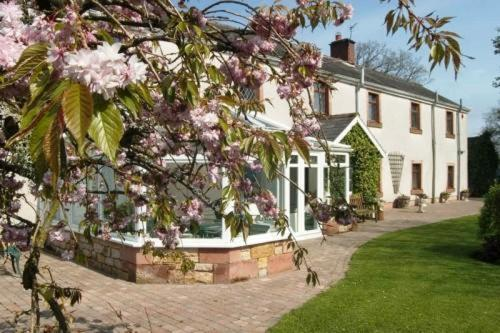 Bessiestown Country Guesthouse in Canonbie, Dumfries and Galloway, South West Scotland