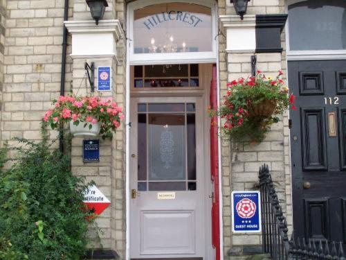 Hillcrest Guest House in York, North Yorkshire, North East England
