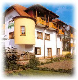 reservation Frankenhain lodging HOTEL am GISSELGRUND
