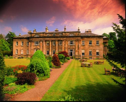 Balbirnie House Hotel in Glenrothes, Fife, Central Scotland