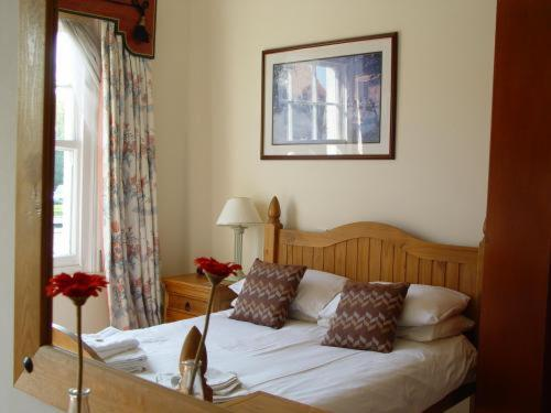 Roman Rooms Hotel in Stony Stratford, Buckinghamshire, Central England