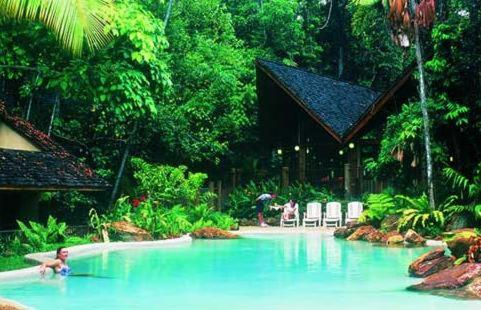 Ferntree Rainforest Lodge Photo