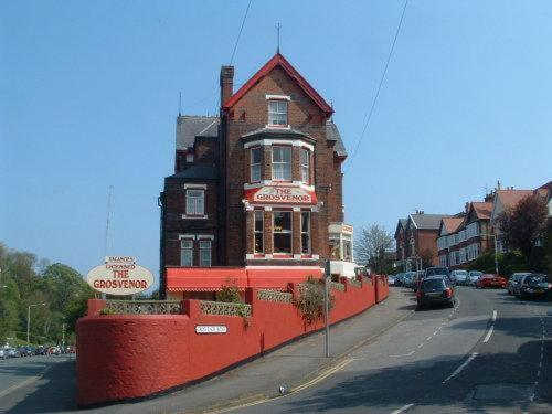 The Grosvenor in Scarborough, North Yorkshire, North East England