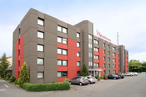 Frther Hotel Mercure Nrnberg West In Frth Auf