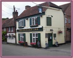 The Fountain Inn in Landford, Wiltshire, South West England