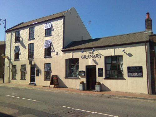 The Granary in Sutton Bridge, Lincolnshire, East England