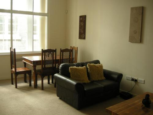 Albany Apartments in Liverpool, Merseyside, North West England
