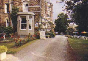 The Ruskin in Harrogate, North Yorkshire, North East England