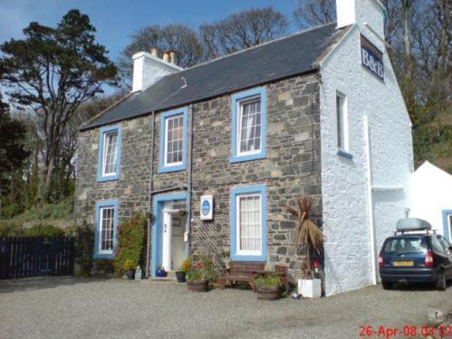 The Homestead Guest House in Stranraer, Dumfries and Galloway, South West Scotland