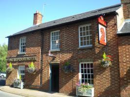 Red Lion Hotel in Aspley Guise, Buckinghamshire, Central England