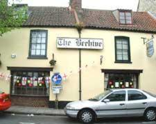 Beehive Inn in Grantham, Lincolnshire, East England