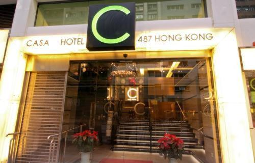 Casa Hotel photo Hong Kong