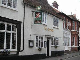 George in Princes Risborough, Buckinghamshire, Central England