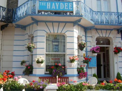 Haydee Guesthouse in Great Yarmouth, Norfolk, East England