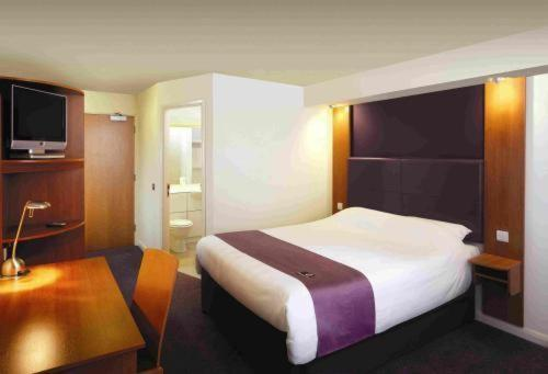Premier Inn Blackpool (Kirkham) in Poulton-le-Fylde, Lancashire, North West England