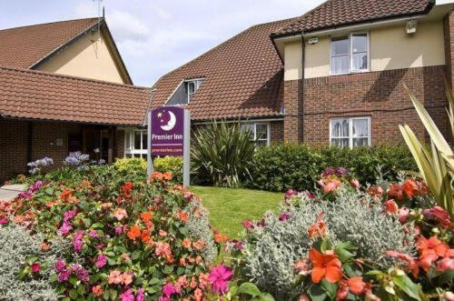 Premier Inn Bristol East (Emersons Green) in Winterbourne, Gloucestershire, South West England