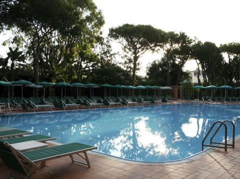Grand Hotel Delle Terme Re Ferdinando: Foto dell'hotel