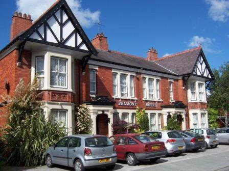 Belmont Hotel in Wrexham, Wrexham, South Wales