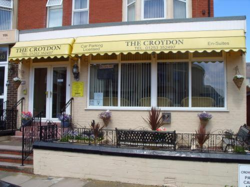 The Croydon in Blackpool, Lancashire, North West England